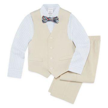 Van Heusen 4-pc. Suit Set Preschool / Big Kid Boys