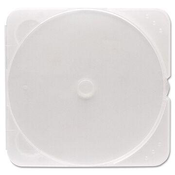 Verbatim TRIMpak CD/DVD Case Clear 200/Pack 93975