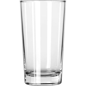 132 8 Ounce Hi Ball Heavy Base Glass