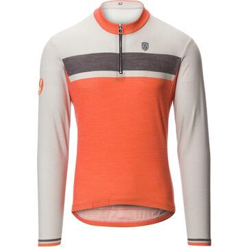 Giordana Sport Merino Wool Blend Long-Sleeve Jersey - Men's