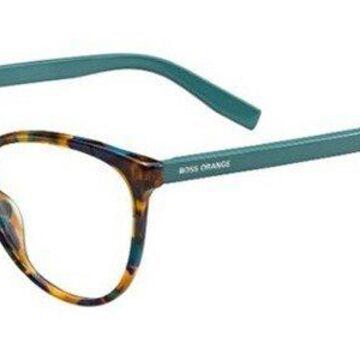 New Women Eyeglasses Boss Orange BO 0202 7KQ 54