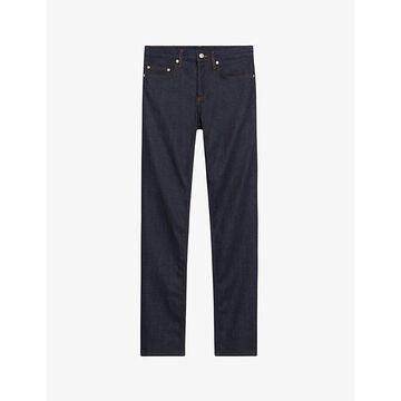 Sandro Mens Denim - Jean Regular-fit Tapered Jeans XXL