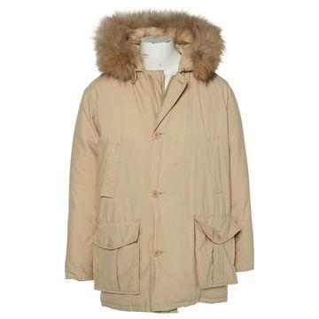 Paul & Joe Beige Cotton Coats