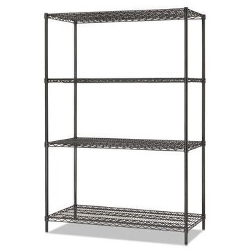 Alera BA Plus Wire Shelving Starter Kit