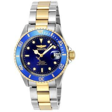 Invicta Men's 8928OB Pro Diver 23k Gold Plating & SS Two-Tone Automatic Watch