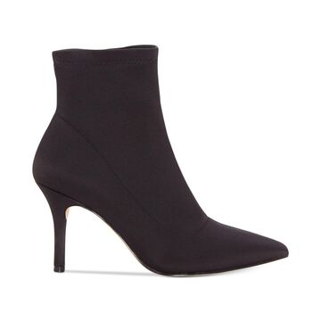 INC International Concepts Womens Zete Fabric Pointed Toe