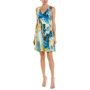 Taylor Womens A-Line Dress
