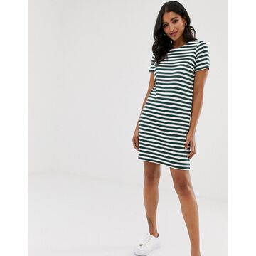 Vila Stripe t-shirt dress-Multi