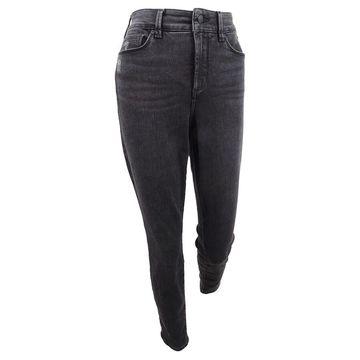 NYDJ Women's Black Skinny Jeans (8, Campaign) - Campaign - 8