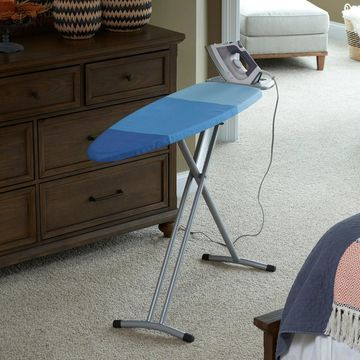 Household Essentials Ironing Board With Iron Rest