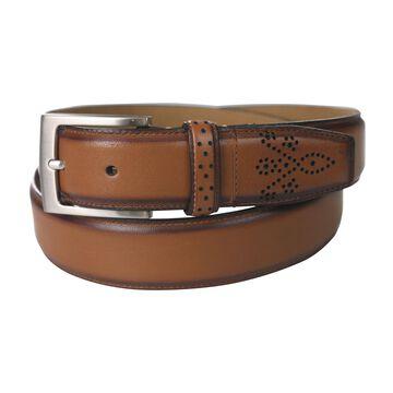 Tasso Elba Mens Feather Edge Belt