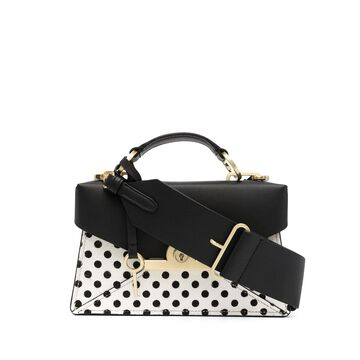 Amelia top-handle crossbody bag