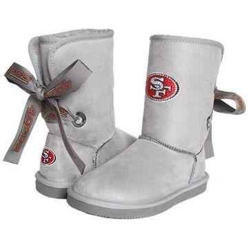 Women's San Francisco 49ers Cuce Champion Boots