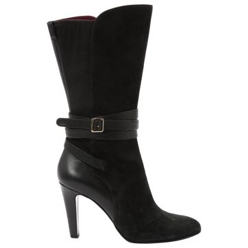 Philosophy Di Alberta Ferretti Black Suede Boots