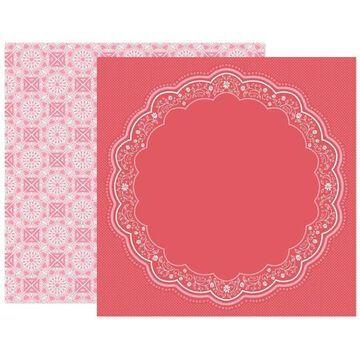 "American Crafts Paige Evans Wonders #10 12"" x 12"" Cardstock, 25 Sheets | Michaels"