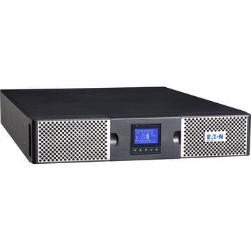 Eaton 9PX 3000VA Tower/Rack Mountable UPS - 3000 VA/3000 W - 200 V AC, 208 V AC, 220 V AC, 230 V AC, 240 V AC - 2U Tower/Rack Mountable - 1 x NEMA L6-30R, 2 x NEMA L6-20R