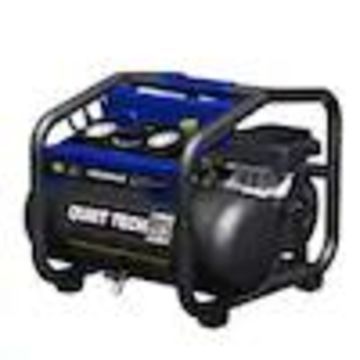 Kobalt QUIET TECH 2-Gallon Single Stage Portable Electric Hot Dog Air Compressor