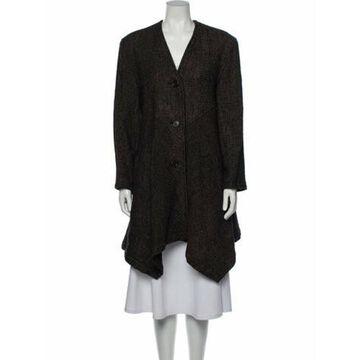 Vintage 1980's Coat Wool