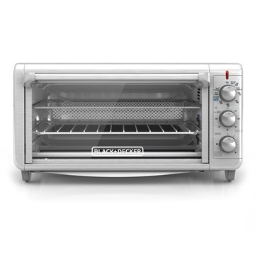 Black+Decker Extra Wide Crisp 'N Bake Air Fry Toaster Oven