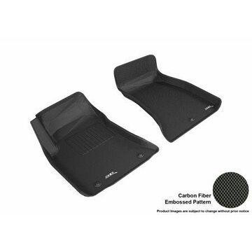 3D MAXpider DODGE CHALLENGER 2015-2018 KAGU BLACK R1