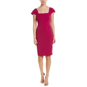 Eliza J Womens Sheath Dress