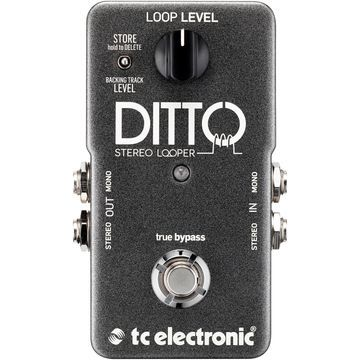 Open Box Ditto Stereo Looper Guitar Effects Pedal