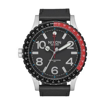 Nixon Unisex The 51-30 GMT - The Star Wars Collection Han Solo Black