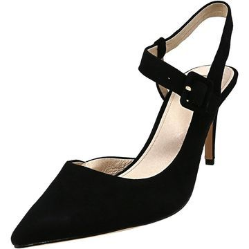 Louise Et Cie Women's Jycye Kid Suede Ankle-High Leather Slingback