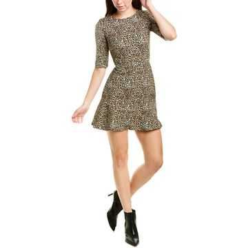 Saloni Celia Sheath Dress