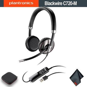 Plantronics Blackwire C720-M Bluetooth Headset - Bundle