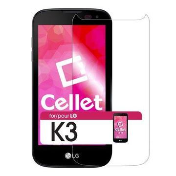 Cellet 0.3mm Premium Tempered Glass Screen Protector for LG K3