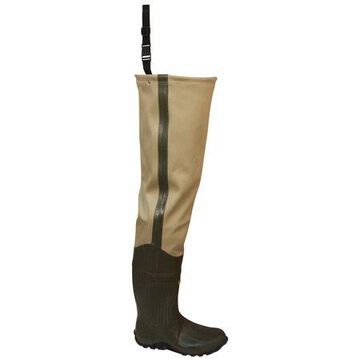 Frogg Toggs Bull Frogg 3-ply Canvas Hip Wader (Cleated)