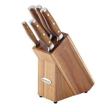 Rachael Ray Cucina Cutlery 6 Piece Cutlery Set in Acacia Wood