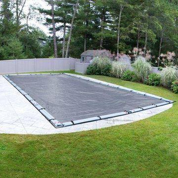 Robelle 15-Year Premier Rectangular Winter Pool Cover, 16 x 32 ft. Pool