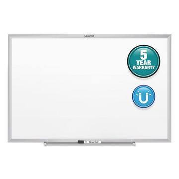 Quartet Classic Series Magnetic Whiteboard 24 x 18 Silver Frame SM531