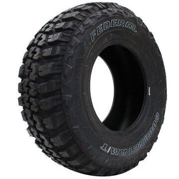 Federal Couragia M/T 265/75R16 123 Q Tire