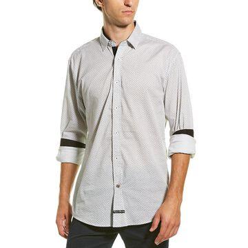 English Laundry Mens Woven Shirt