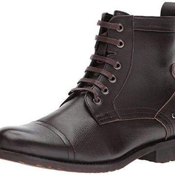 English Laundry Men's Vron Boot, Brown, 10.5 M US