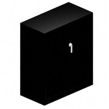 Tennsco Counter Height Cabinet with Reinforced Doors