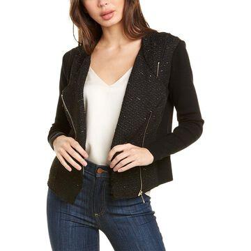 Elie Tahari Gabby Wool-Blend Jacket