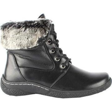 Wanderlust Women's Danette 2 Ankle Boot Black Waterproof Polyurethane