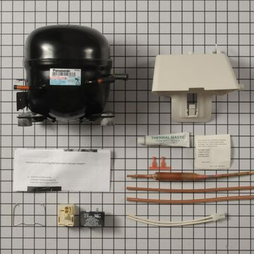 Westinghouse Refrigerator Part # 5304475098 - Compressor - Genuine OEM Part