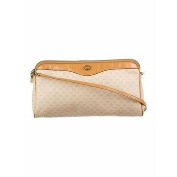 Vintage Micro GG Crossbody Bag Gold
