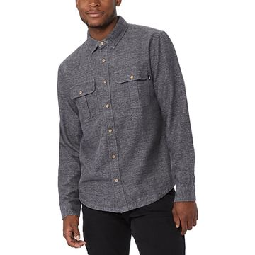 Tentree Arthur Long-Sleeve Flannel Shirt - Men's