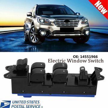 Car Electric Power Master Window Switch for Subaru Outback 2005-2009 14551966
