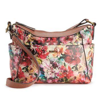 Rosetti Cindy Convertible Shoulder Bag, Greenwich Floral