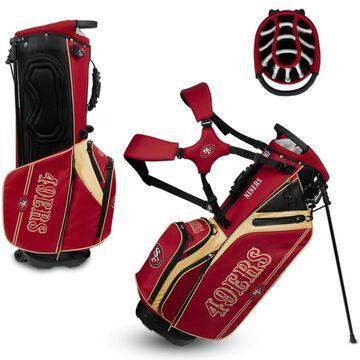 WinCraft San Francisco 49ers Caddie Carry Hybrid Golf Bag