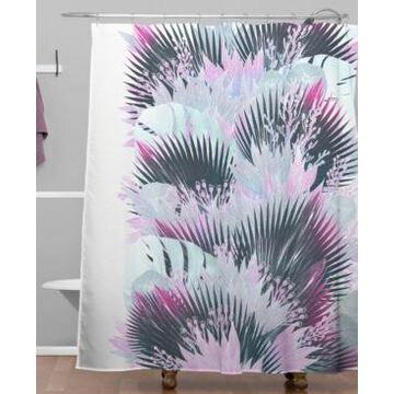 Deny Designs Iveta Abolina Tropical Reef Shower Curtain Bedding