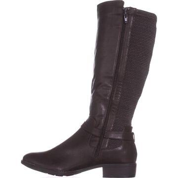 Style & Co. Womens Luciaa Almond Toe Knee High Fashion