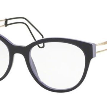 Miu Miu MU03PV USN1O1 Womens Glasses Size 52 - Free Lenses - HSA/FSA Insurance - Blue Light Block Available